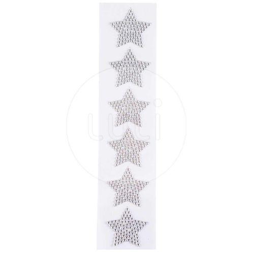Aplicação Adesiva Estrela Luli 4,5cm 6UN