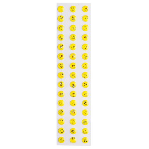 Aplicação Adesiva Emoticons ST26 45UN
