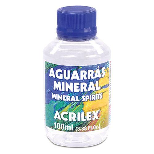 Aguarras Mineral Acrilex 15110 100ML