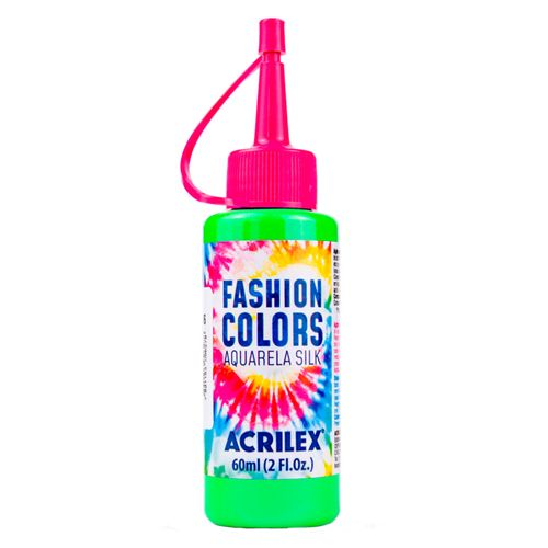 Aquarela Silk Fashion Colors Acrilex 60ml