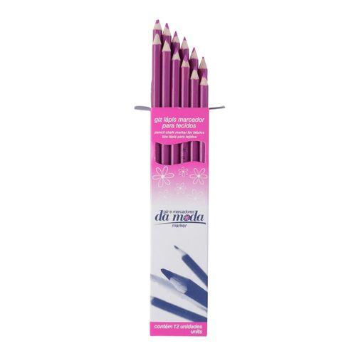 Giz Lápis Marker Marcador para Tecidos 12UN