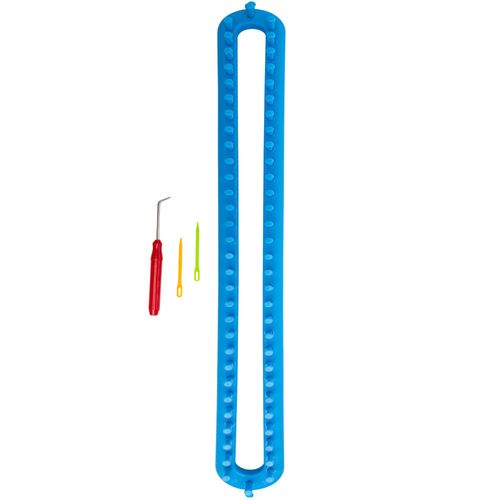 Tear Plástico para Crochê Manual N4 56cm