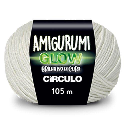 Fio Amigurumi Glow Circulo 105M