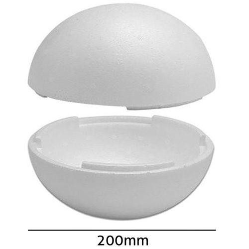 Bola de Isopor Styroform Oca 200mm 3UN